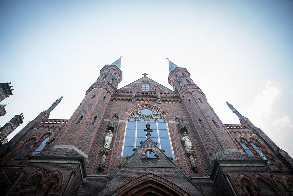 Gouwkerk vooraanzicht